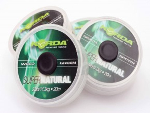 Korda SuperNatural Sinking Braid Hooklink