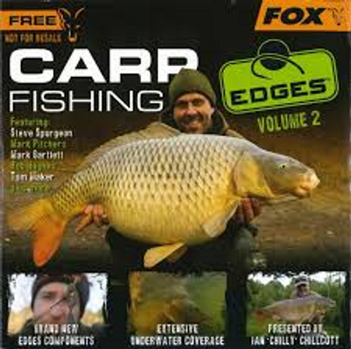 Fox Carp Fishing Edges FREE DVD Volume 2