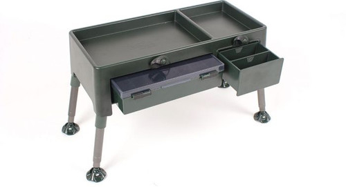 Nash Bivvy Box Table (with FREE medium tackle box)