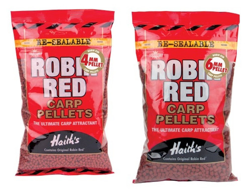 Dynamite Baits Robin Red Carp Pellets