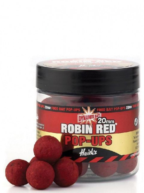 Dynamite Baits 15mm Robin Red Pop-ups