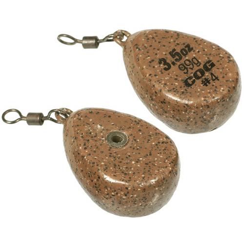 Korda COG Flat Pear Leads