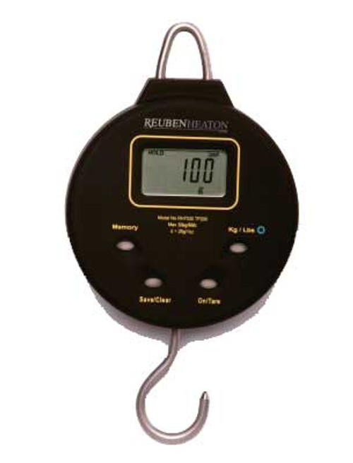 ReubenHeaton 7000 Series Digital Scale 132lb/60kg
