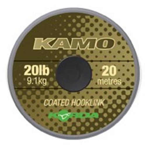 Korda Kamo Coated Hooklink Braid 20m