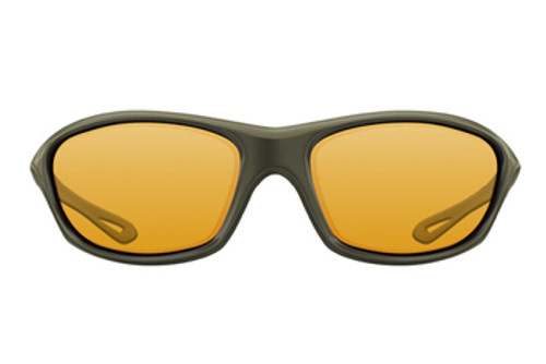 Korda Wraps Gloss Olive Frame Yellow Lens