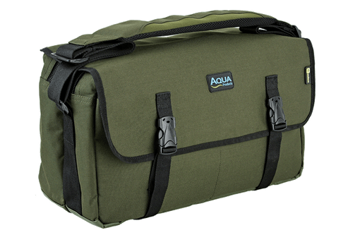 Aqua Black Series Stalking Bag