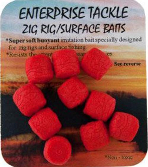 Enterprise Tackle Red Zig Rig/Surface Bait