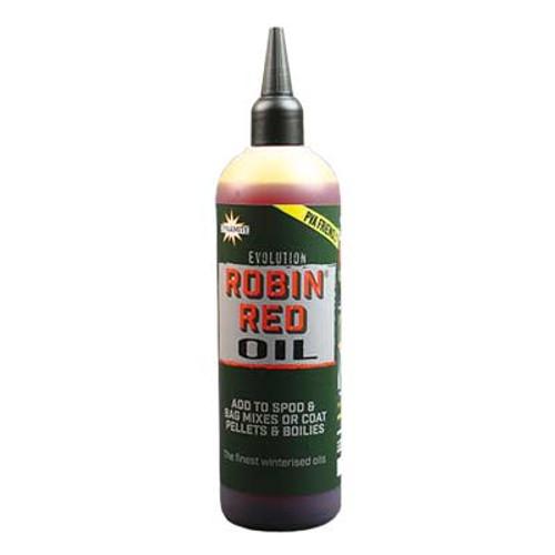 Dynamite Baits Evolution Oil – Robin Red 300ml