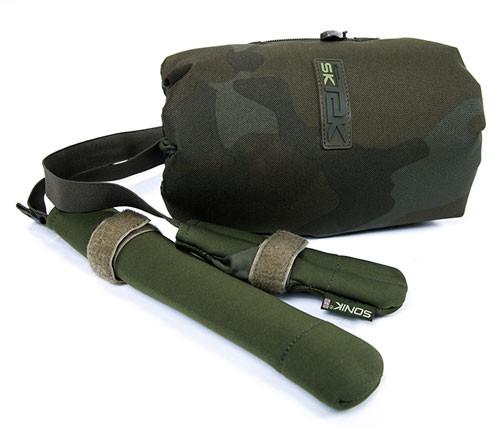 Sonik SK-TEK Elastic Rod & Rod Protectors