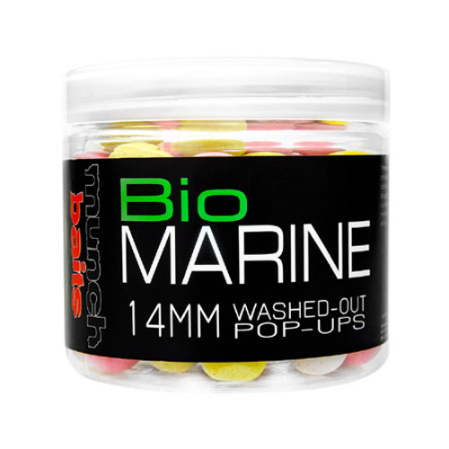 Munch Baits Bio Marine Washed Out Pop-Ups