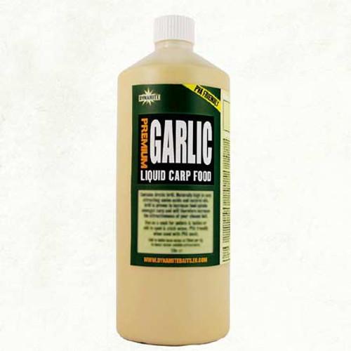 Dynamite Baits Premium Garlic Liquid Carp Food 500ml