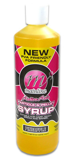 Mainline Pineapple Juice Activ Ade Syrup - 500 ml PVA Friendly