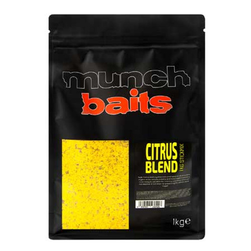 Munch Baits Citrus Blend Stickmix 1Kg