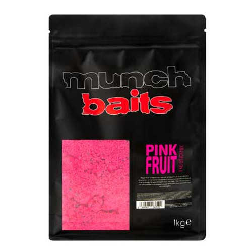 Munch Baits Pink Fruit Stickmix 1Kg