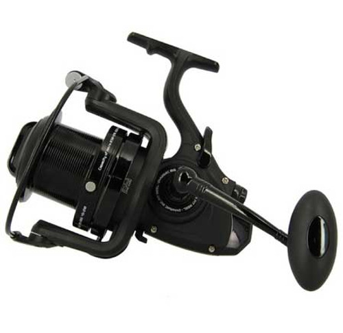 NGT Dynamic BigPit-X9 - 10BB Carp Runner Reel with Spare Spool