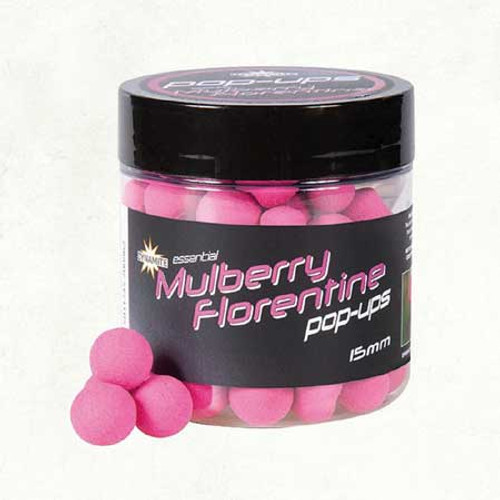 Dynamite Baits Essential Fluro Mulberry Florentine Pop-ups