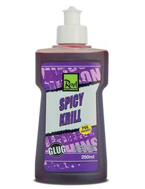 Rod Hutchinson Spicy Krill Bait Glug