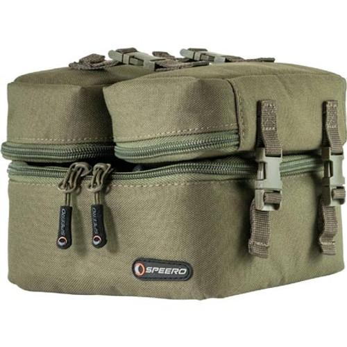 Speero End Tackle Combi Bag Green