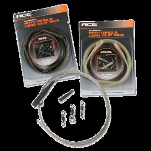Ace Anti Tangle Tube & Lead Clip Rigs
