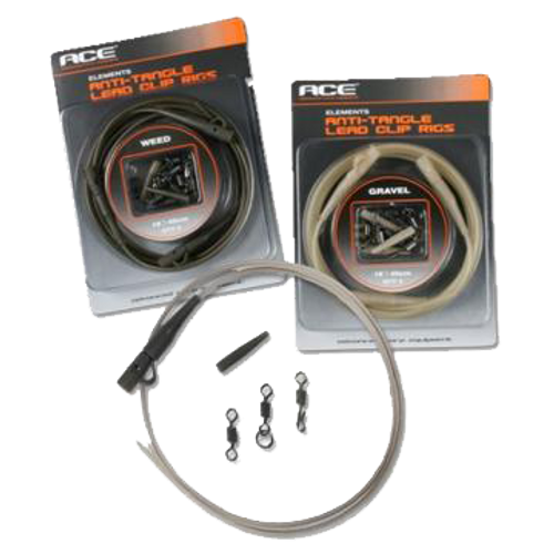 Ace Anti Tangle Tube & Lead Clip Rigs