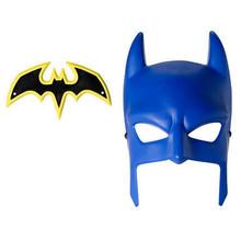 Batman Cowl and Batarang Mask
