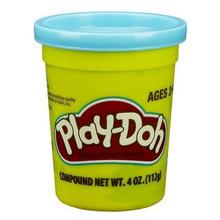Play Doh Single Tub - Blue