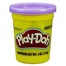 Play Doh Single Tub - Purple