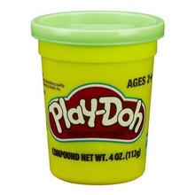Play Doh Single Tub - Green