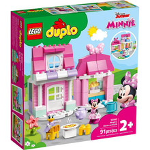 LEGO Duplo 10942 Minnie's House and Cafe