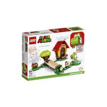LEGO Super Mario 71367 Mario's House & Yoshi Expansion Set