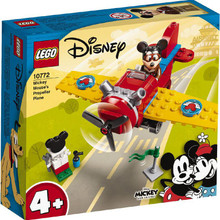 LEGO Juniors 10772 Mickey Mouses Propeller Plane