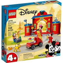 LEGO Juniors 10776 Mickey & Friends Fire Truck & Station