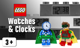 Lego Watches & Clocks