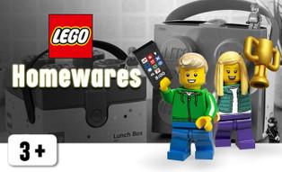 Lego Homewares