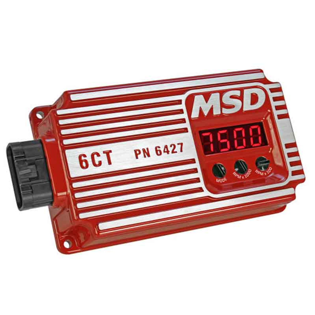 MSD Ignition Control Box - #MSD-6427