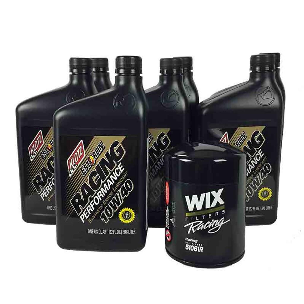 Klotz Oil Change Kit