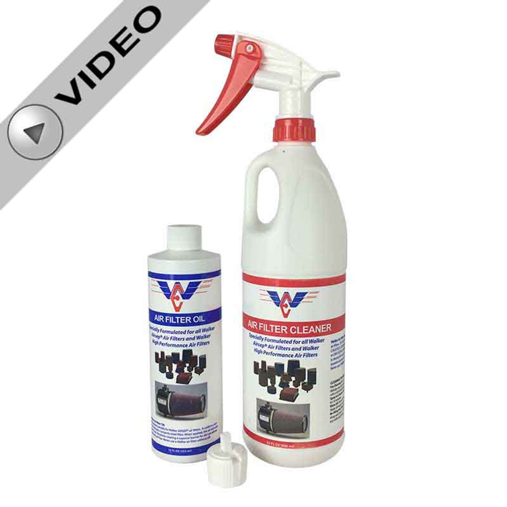 Walker Performance Air Filter Cleaning Kit (3000475)