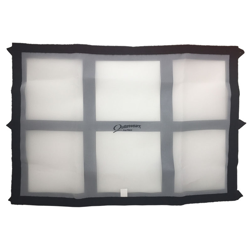 Outerwears Radiator Screen with Frame - 19x27