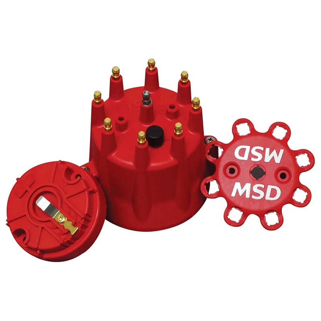 MSD Ignition Cap and Rotor Kit - #MSD-84335