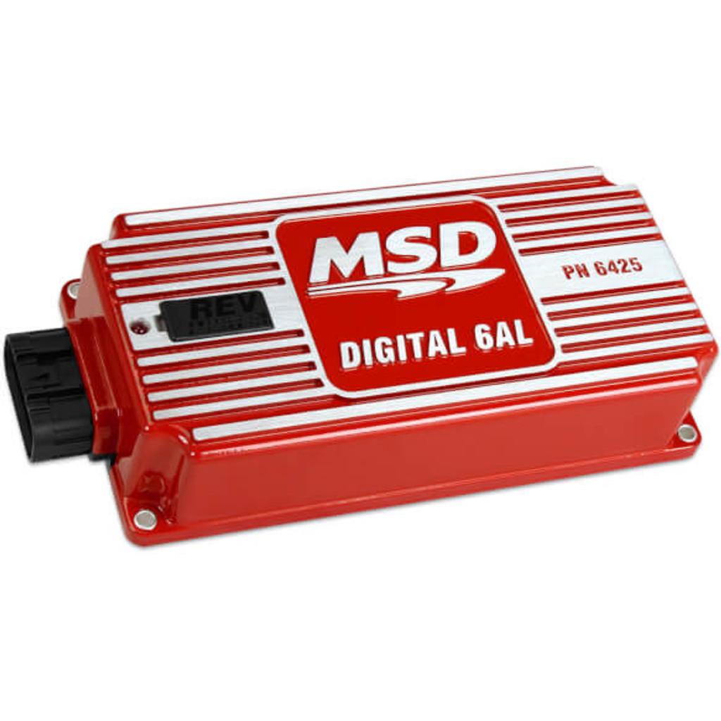 DIGITAL 6AL Ignition Control