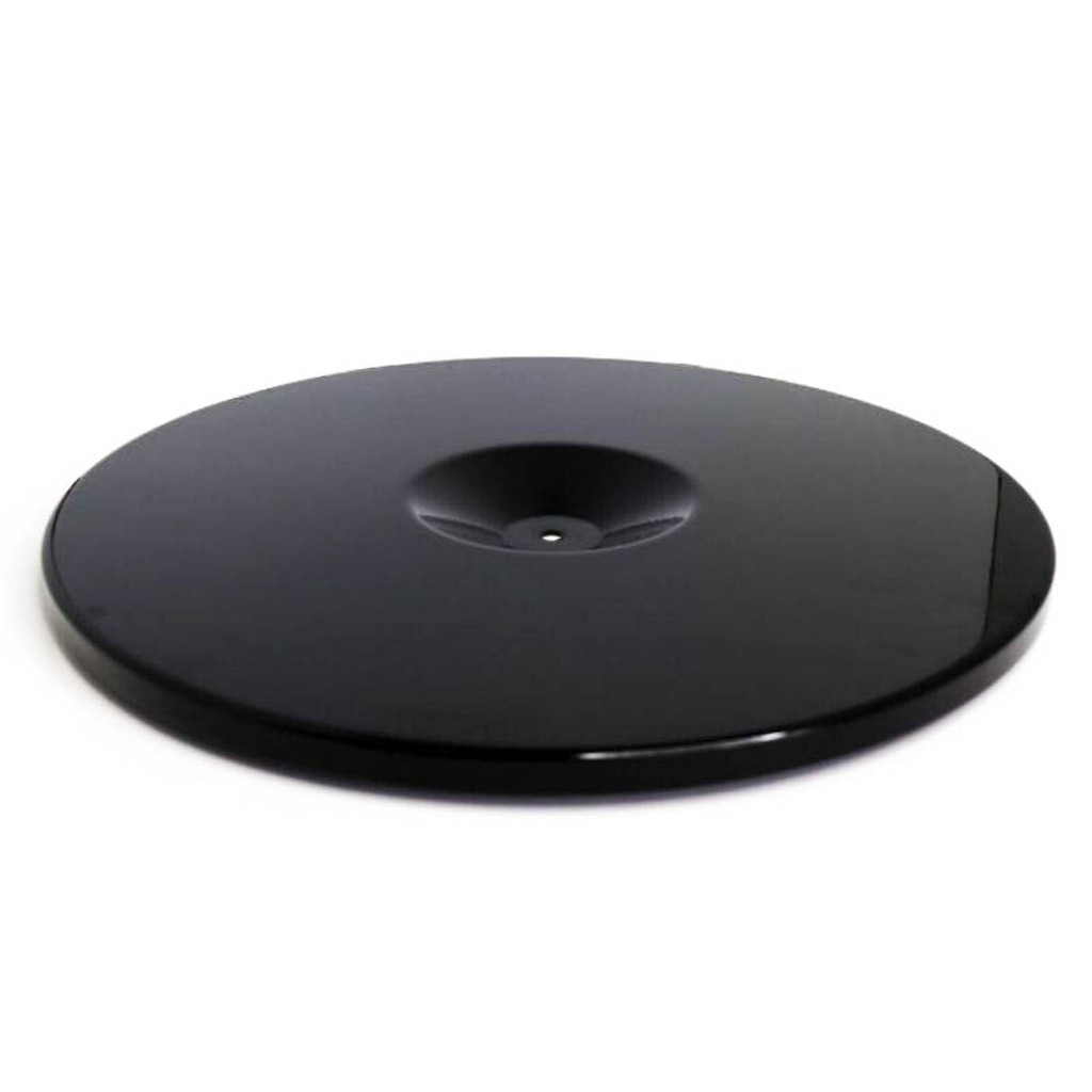 NEW Crate Insider Flat Air Cleaner Lid/Top Black Powder Coated (CI-1513)