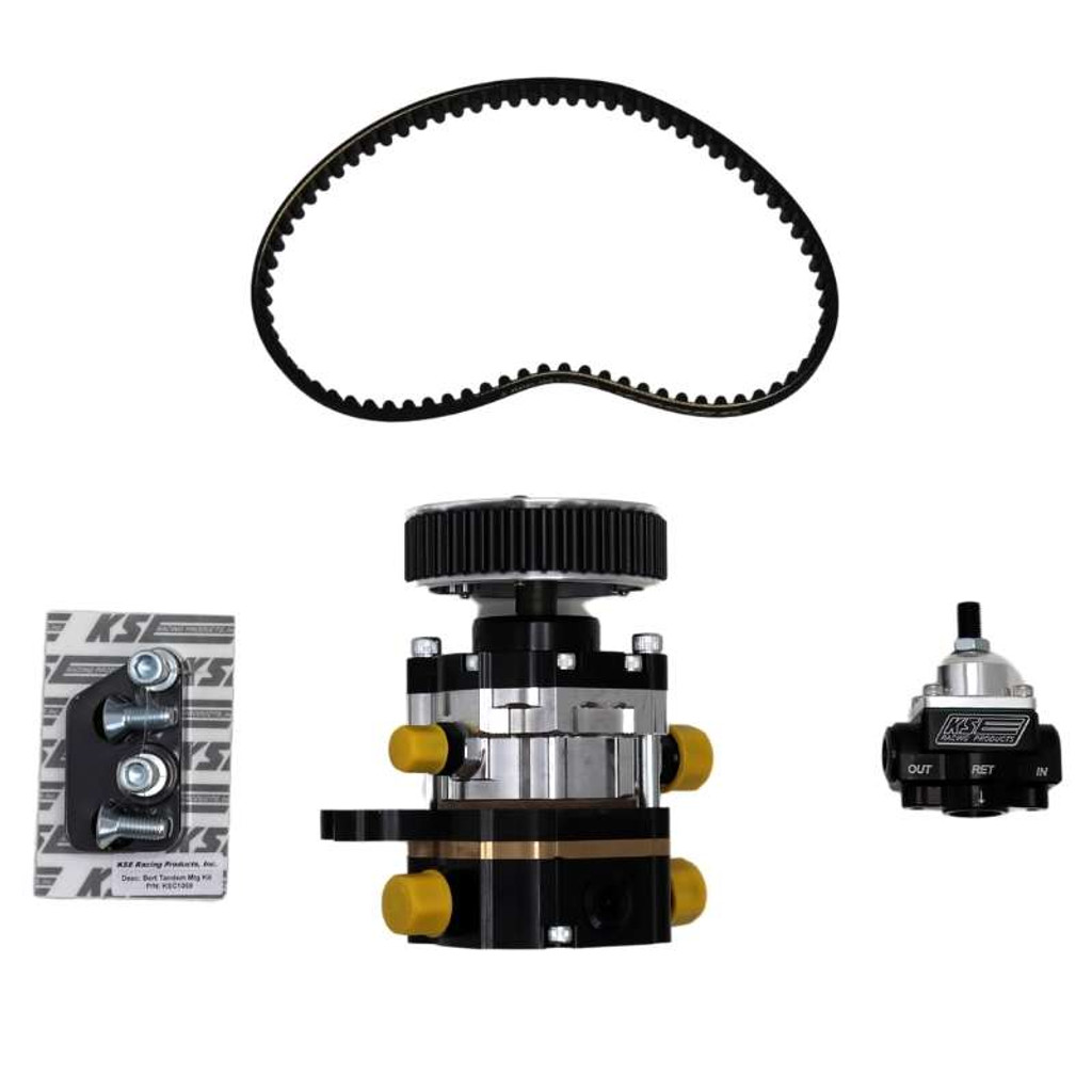 KSE Belt Drive Tandem X Pump - Bellhousing Kit KSE-KSC2021-002 (KSE-KSC2021-002)