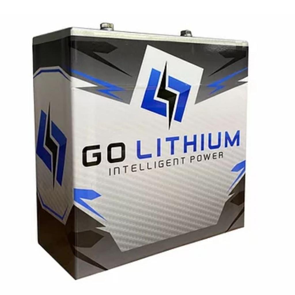 Go Lithium 12 Volt Ultralight Battery (GOL12v20)