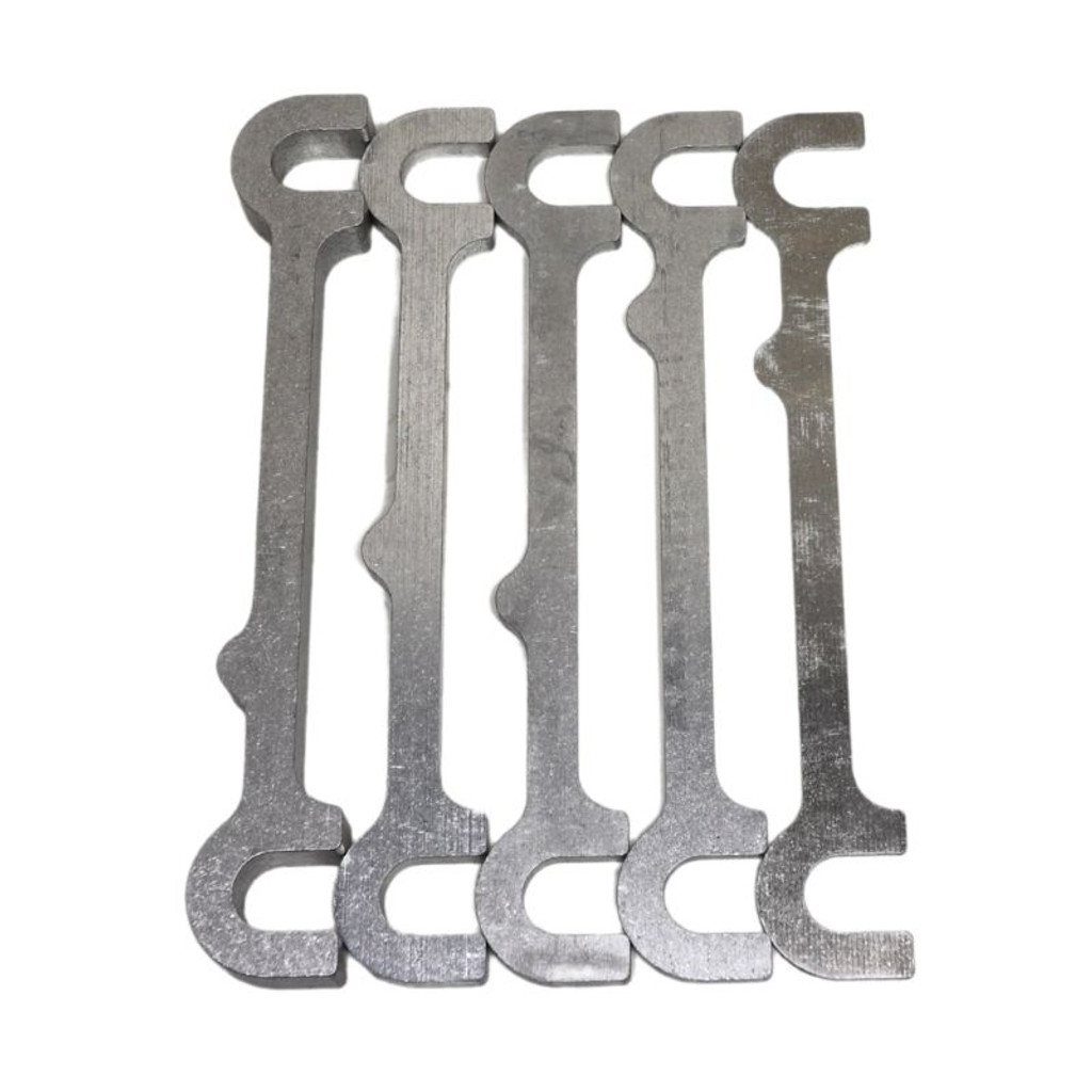 """JOES A-Arm Spacer Kit 1/16""""-1/2"""" (JOES-14050)"""