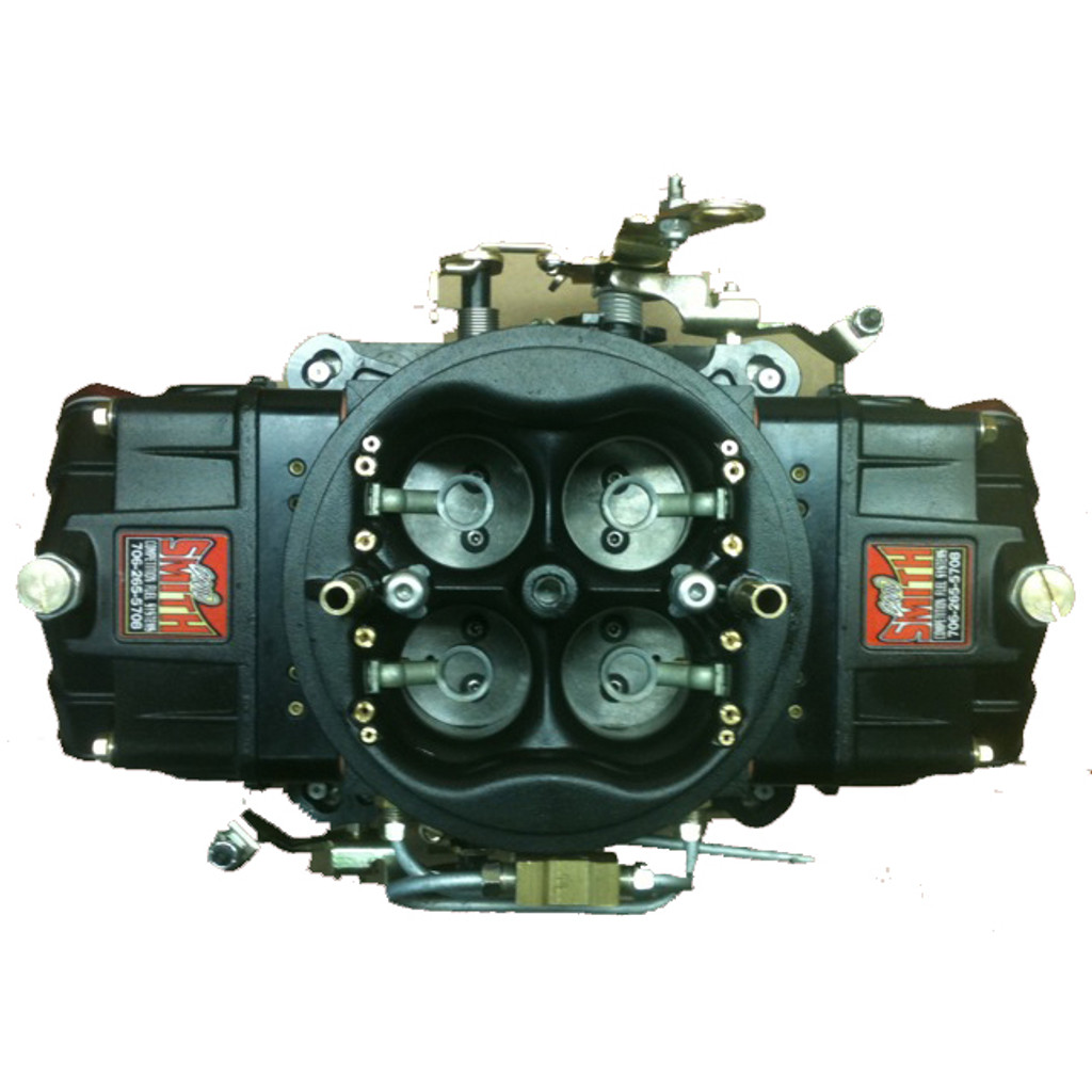 David Smith Carburetor in Black