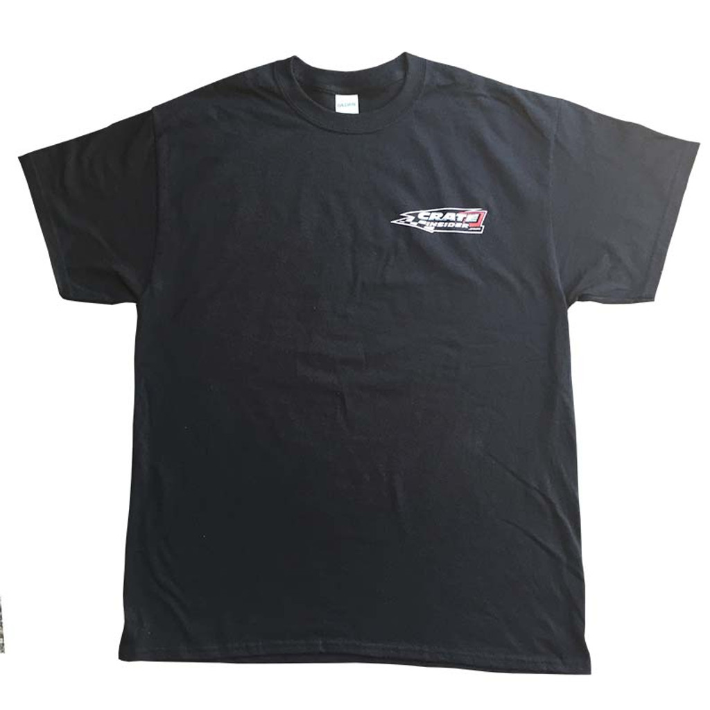 Crate Insider T-Shirt - Front