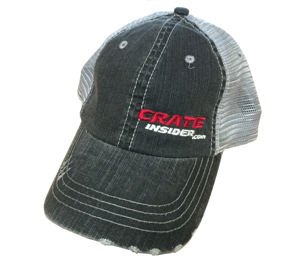 Crate Insider Distressed Hat