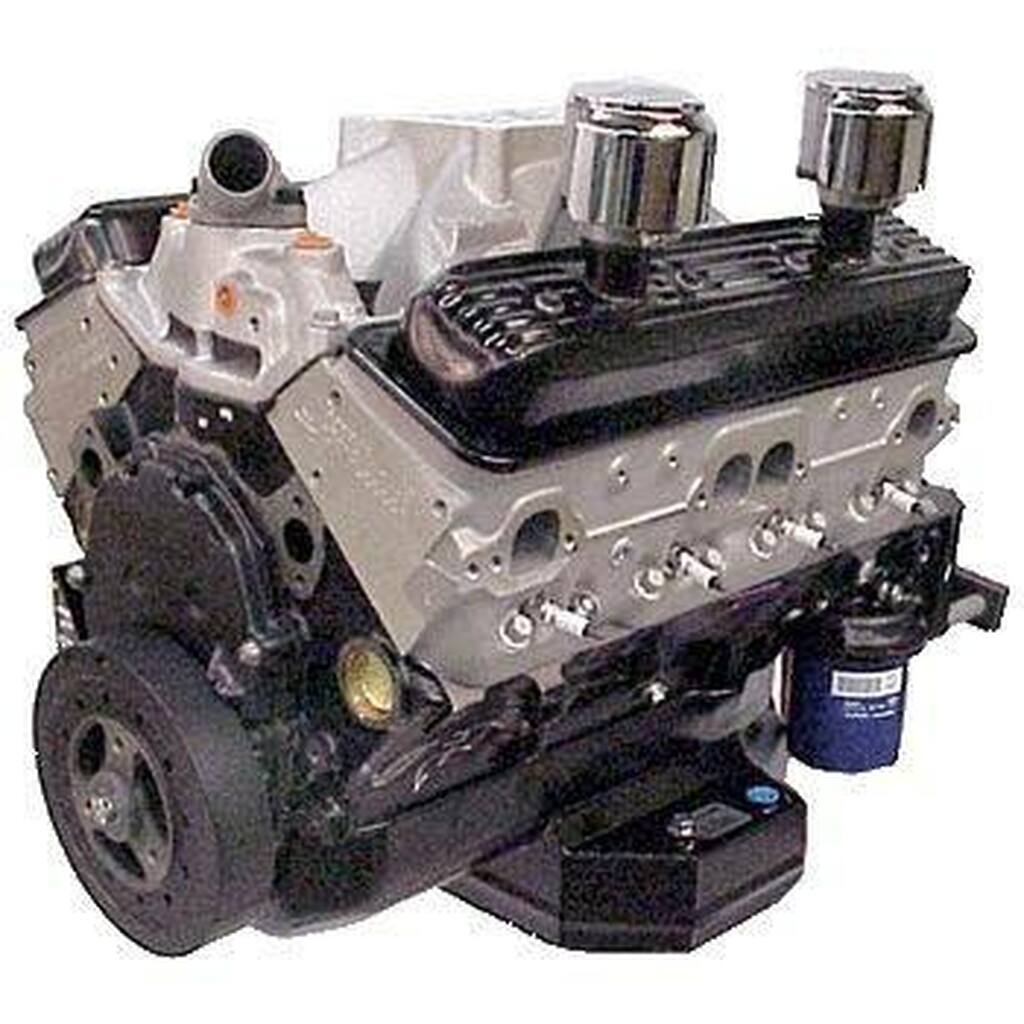 Chevrolet Performance 604 Circle Track Engine