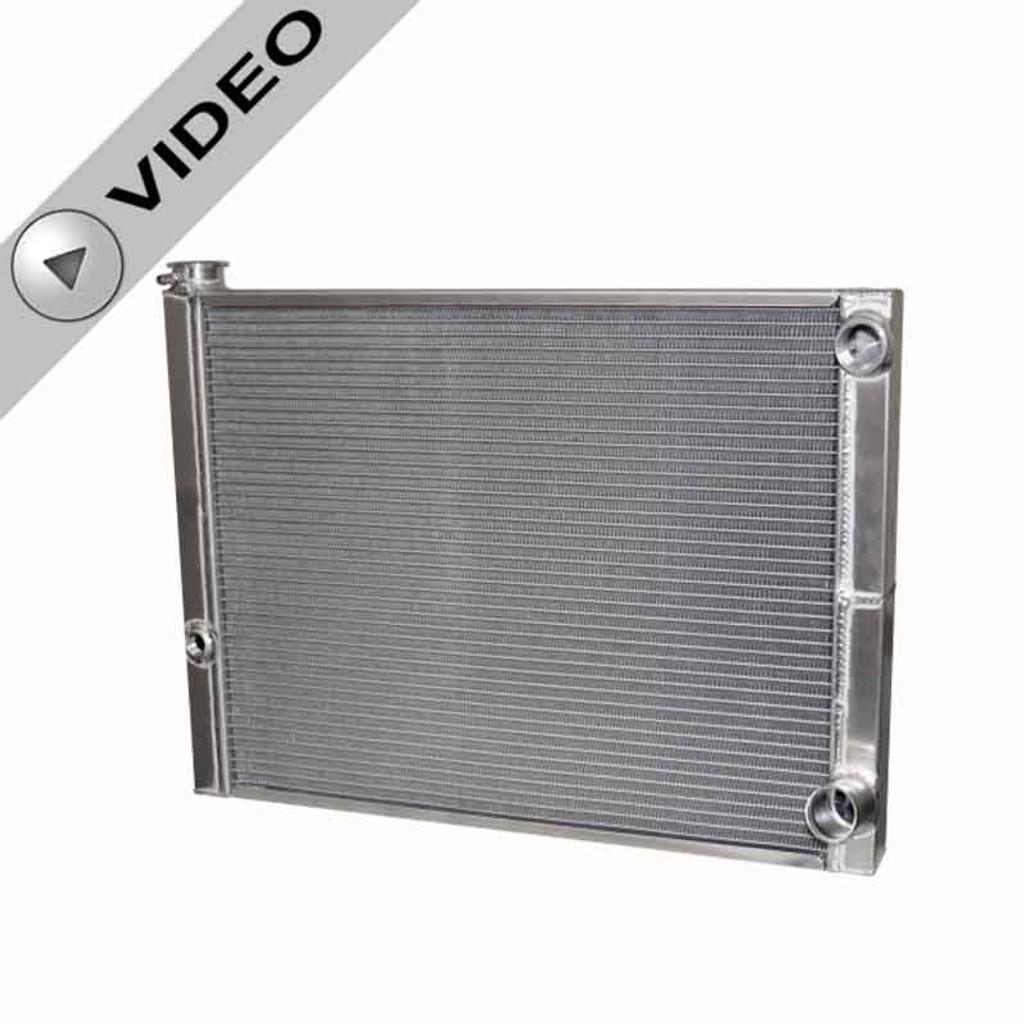 AFCO 80184NDP-U Lightweight Radiator