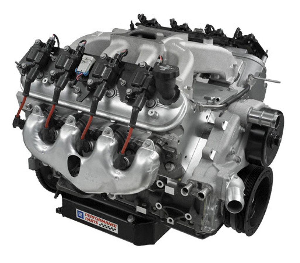 Chevrolet Performance CT525 Circle Track Engine (19331563)